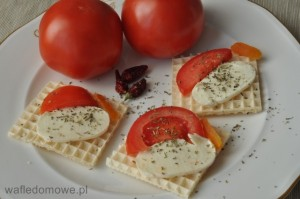 wafle caprese 1