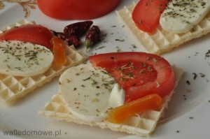 wafle caprese 2